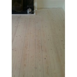 DC007 kit (f). Faxe Universal Lye & Woca Master Floor Colour Oil, white, floor kit, 76 to 95m2, Work by hand.  (DC)