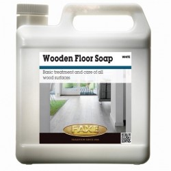 Faxe Wooden Floor Soap White 2.5L E10143 029007306250GB (DC)