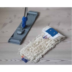 Kit Saving: DC178 Breakframe Flat Mop (40cm) (cleaning frame, handle & cotton head) (DC)