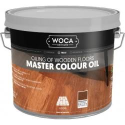 Woca Master Colour Oil Rhode Red Brown 106 2.5L 530625AA  (DC)