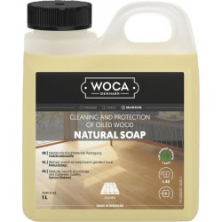 Woca Natural Soap Natural 1L 511010AA  (DC)